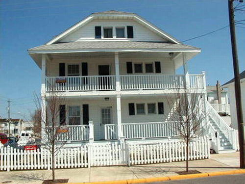 Ocean City Vacation Rentals Central (15th-23rd) 501 19th Street