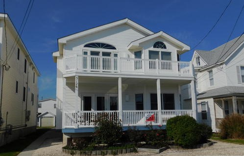 Ocean City Vacation Rentals Beach Block 5124 Central Ave