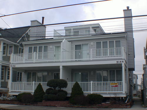 Ocean City Vacation Rentals South End (36th-59th) 5144 Asbury Ave