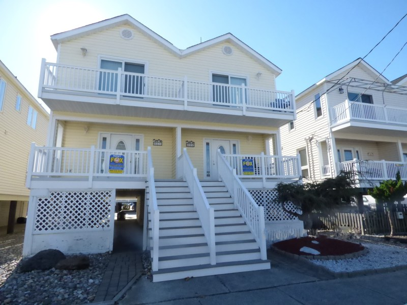 Ocean City Vacation Rentals Beach Block 904 Brighton Place