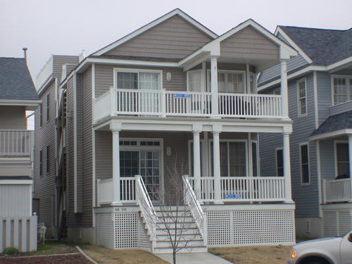 Ocean City Vacation Rentals South End (36th-59th) 5518 West Avenue