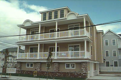 Ocean City Vacation Rentals Boardwalk (7th-14th) 1238 Ocean Avenue