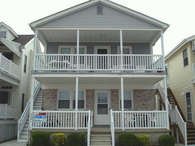 Ocean City Vacation Rentals South End (36th-59th) 4223 West Avenue