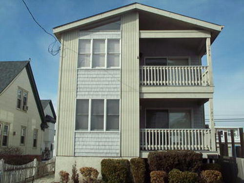 Ocean City Vacation Rentals Central (15th-23rd) 1818 Asbury Avenue