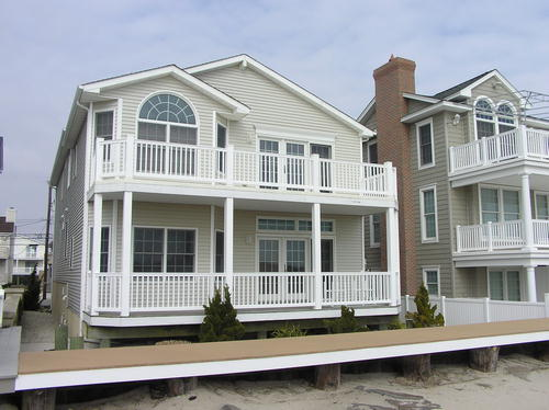 Ocean City Vacation Rentals Beach Front 4335 Central Ave.