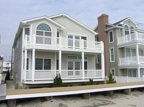 Ocean City Vacation Rentals Beach Front 4333 Central Ave