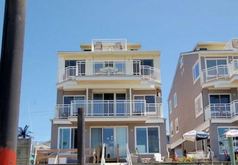 Ocean City Vacation Rentals Bay Front 238 Bay Avenue