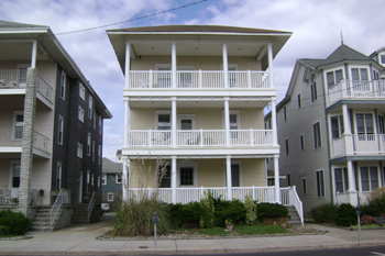 Ocean City Vacation Rentals Boardwalk (7th-14th) 1422 Ocean Avenue