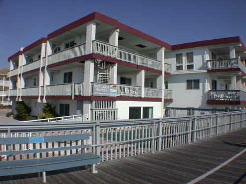 Ocean City Vacation Rentals Beach Front 1421 Ocean Avenue(Sun Aqua)