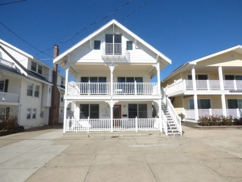 Ocean City Vacation Rentals Gardens 4 Beach Road