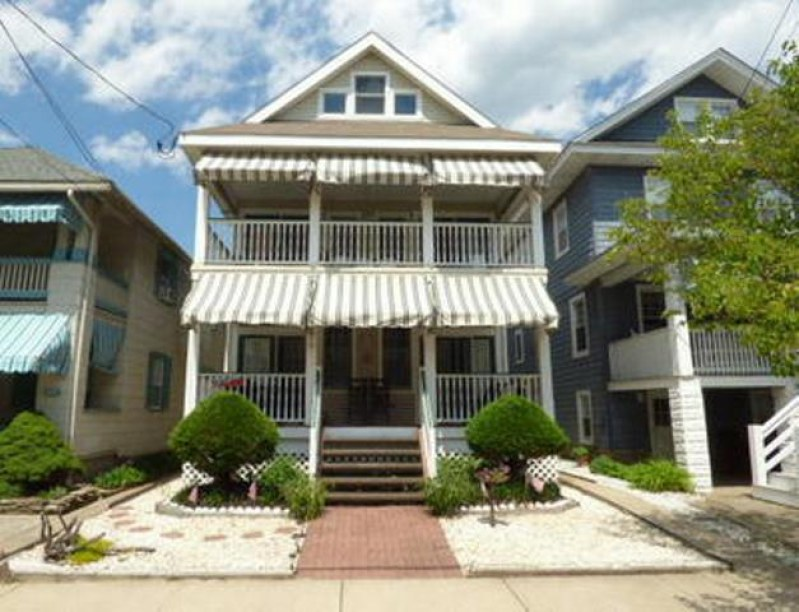 Ocean City Vacation Rentals North End (1st-6th) 829 Second Street