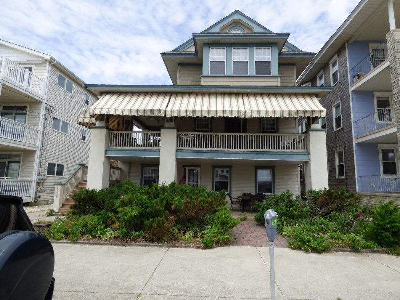 Ocean City Vacation Rentals Beach Block 1428 Ocean Avenue