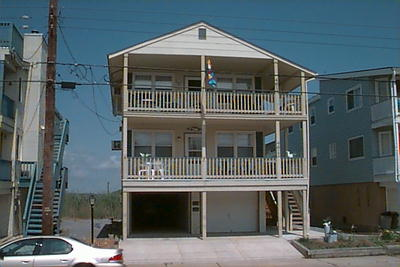 Ocean City Vacation Rentals South End (36th-59th) 4612 West Avenue