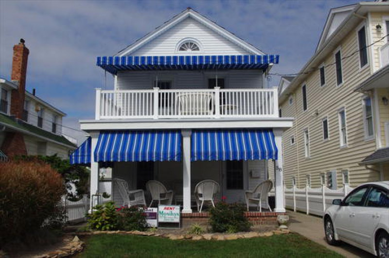 Ocean City Vacation Rentals Gardens 58 Morningside Road