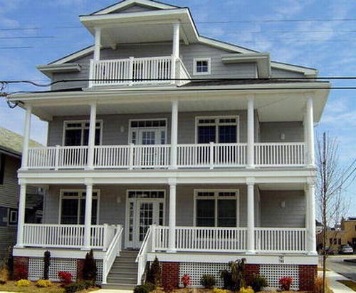 Ocean City Vacation Rentals North End (1st-6th) 707 Pennlyn Place