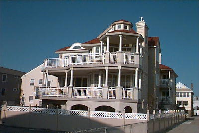 Ocean City Vacation Rentals Beach Block 1633 Wesley Avenue