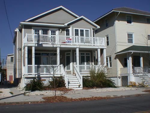 Ocean City Vacation Rentals Boardwalk (7th-14th) 1032 Central Avenue