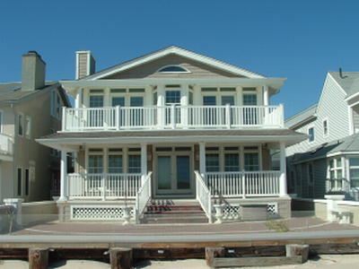 Ocean City Vacation Rentals Beach Front 5427 Central Ave