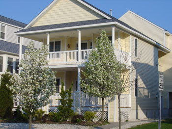 Ocean City Vacation Rentals North End (1st-6th) 627 Ocean Avenue